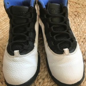 Preschool Air Jordan Retro! 6 mos since newly bot